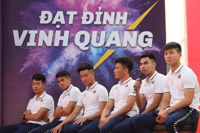 Quang Hải chia sẻ về khoảnh khắc sút phạt vào lưới U23 Uzbekistan - 2