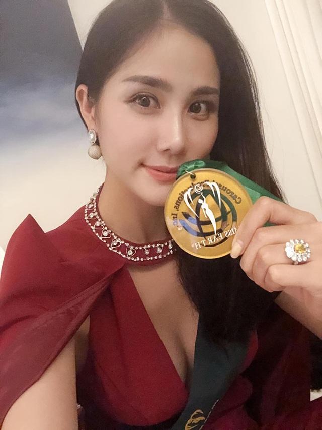 """Hoàng Hạnh: """"Huy chương Vàng tiếp thêm động lực cho tôi trước đêm Chung kết"""" - 3"""