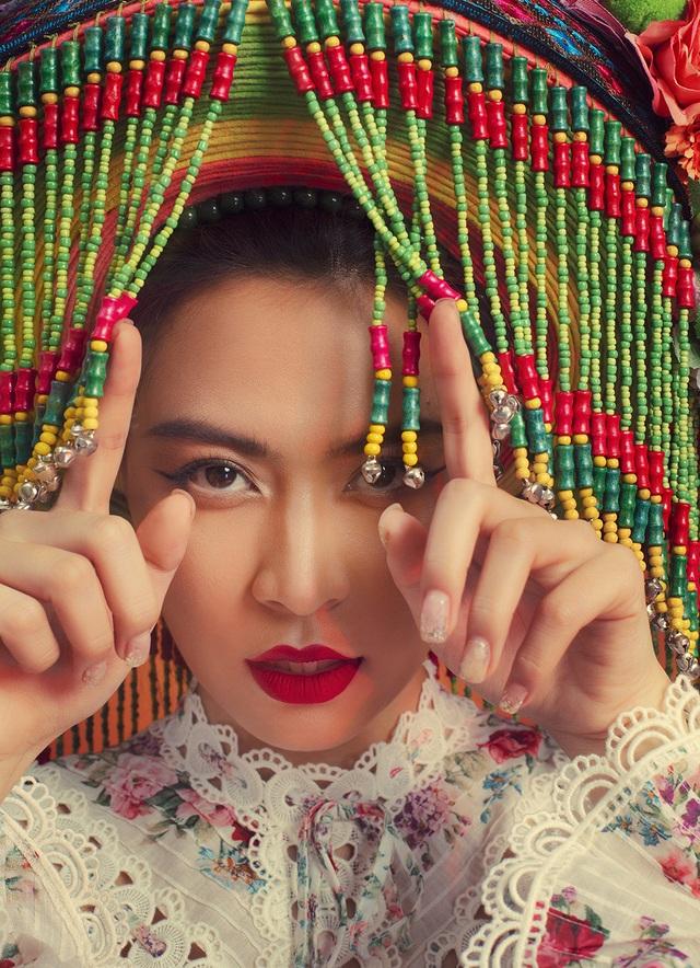 Hoàng Thùy Linh: Những vết thương sẽ giúp mình trưởng thành - 2