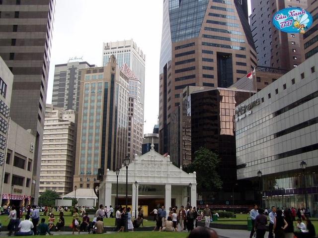 Học Quản trị Kinh doanh, chi phí rẻ, lợi ích lớn tại Amity Global Institute Singapore - 1