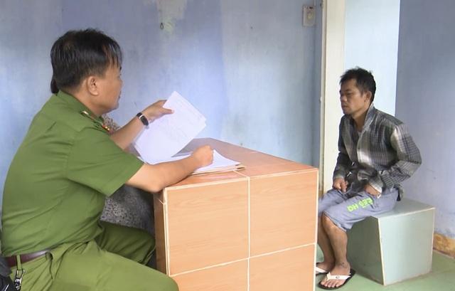 Tạm giữ 2 người Trung Quốc nghi chuyên đục két sắt các công ty ở Đà Nẵng - 3