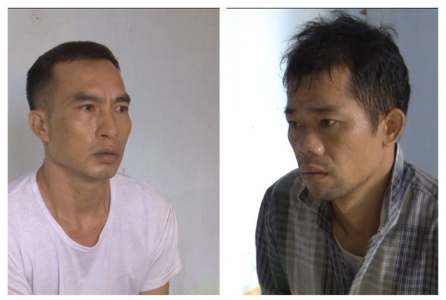 Tạm giữ 2 người Trung Quốc nghi chuyên đục két sắt các công ty ở Đà Nẵng - 1