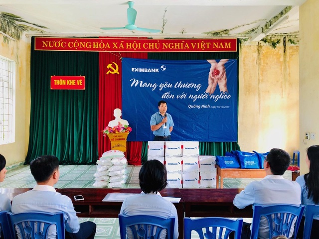 Eximbank mang yêu thương đến với người nghèo tại tỉnh Quảng Ninh - 3