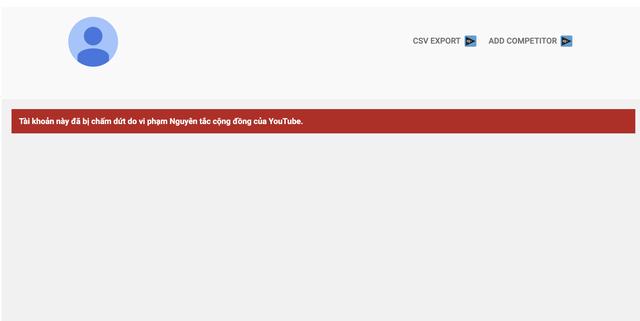Nhiều tài khoản Youtube Việt ảo bị tắt tính năng kiếm tiền - 1
