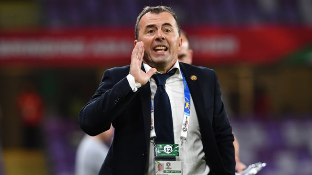 HLV Myanmar bị sa thải vì thành tích kém tại vòng loại World Cup 2022 - 1