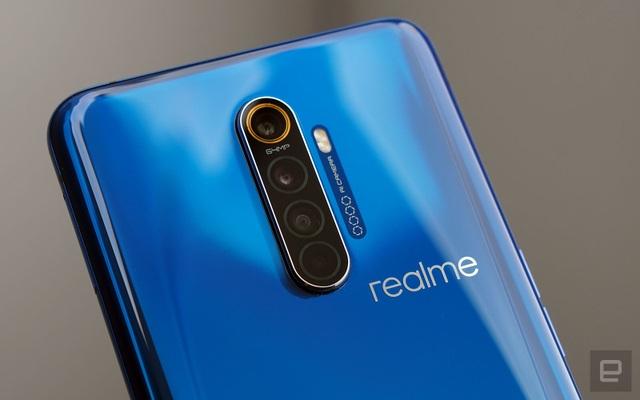 """Realme trình làng smartphone X2 Pro cấu hình """"khủng"""", giá mềm - 3"""