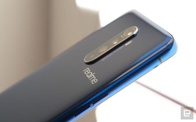 """Realme trình làng smartphone X2 Pro cấu hình """"khủng"""", giá mềm - 4"""