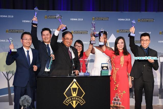 """Các sản phẩm số của Viettel thắng lớn tại """"giải Oscar"""" dành cho giới kinh doanh quốc tế - 1"""