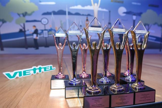 """Các sản phẩm số của Viettel thắng lớn tại """"giải Oscar"""" dành cho giới kinh doanh quốc tế - 3"""