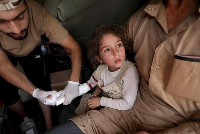 """Cuộc sống tại """"chảo lửa"""" Syria sau chiến dịch quân sự của Thổ Nhĩ Kỳ - 5"""