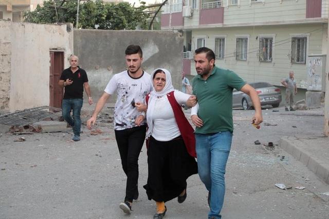 """Cuộc sống tại """"chảo lửa"""" Syria sau chiến dịch quân sự của Thổ Nhĩ Kỳ - 8"""