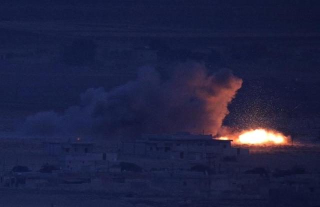 """Cuộc sống tại """"chảo lửa"""" Syria sau chiến dịch quân sự của Thổ Nhĩ Kỳ - 2"""