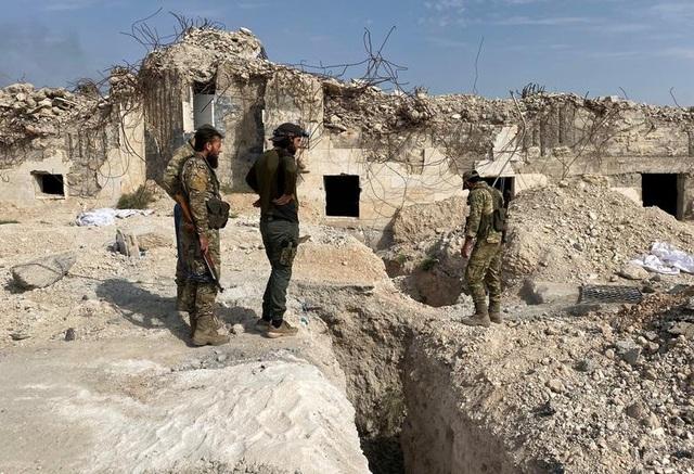 """Cuộc sống tại """"chảo lửa"""" Syria sau chiến dịch quân sự của Thổ Nhĩ Kỳ - 4"""
