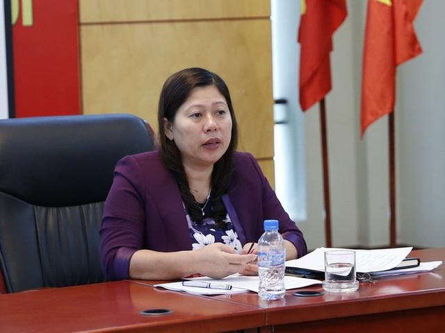 Bộ Tài nguyên và Môi trường đẩy mạnh cải cách hành chính - 1