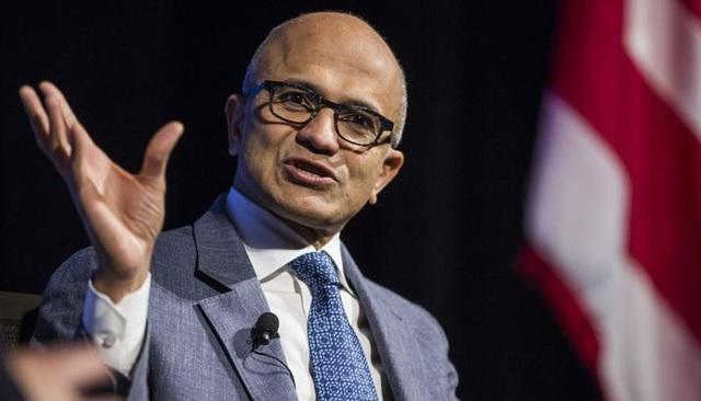 Kinh doanh tốt, Microsoft tăng thù lao 66% cho sếp lớn - 1