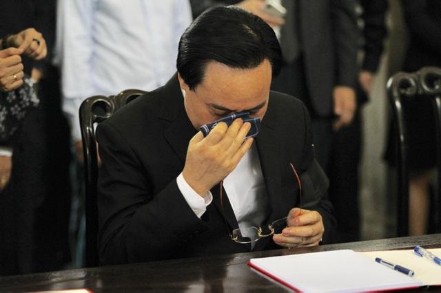Hàng nghìn người thương tiếc đưa tiễn Thứ trưởng Lê Hải An về nơi an nghỉ cuối cùng - 20