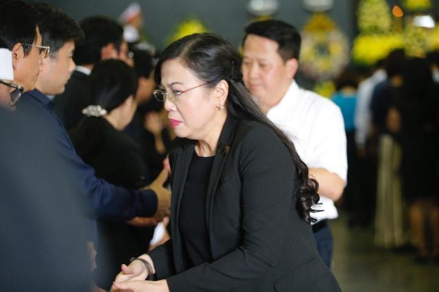 Hàng nghìn người thương tiếc đưa tiễn Thứ trưởng Lê Hải An về nơi an nghỉ cuối cùng - 21