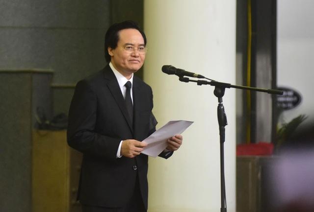 Hàng nghìn người thương tiếc đưa tiễn Thứ trưởng Lê Hải An về nơi an nghỉ cuối cùng - 8