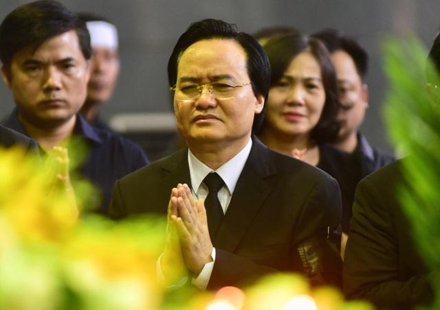 Hàng nghìn người thương tiếc đưa tiễn Thứ trưởng Lê Hải An về nơi an nghỉ cuối cùng - 33