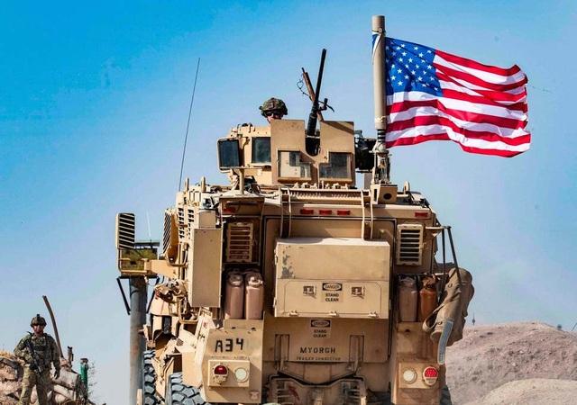 """Rút quân khỏi Syria, Mỹ có thể """"dồn sức"""" đối phó Trung Quốc - 1"""
