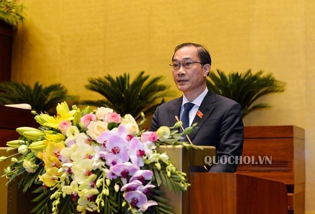 Quốc hội: Tàu Trung Quốc vi phạm nghiêm trọng vùng biển Việt Nam - 1