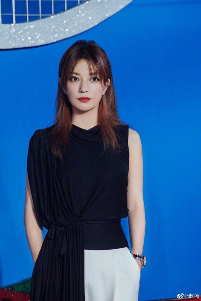 Triệu Vy đẹp đôi bên Huỳnh Hiểu Minh - 7