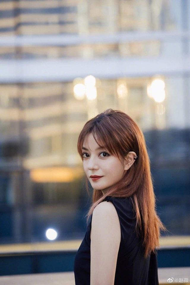 Triệu Vy đẹp đôi bên Huỳnh Hiểu Minh - 8