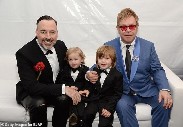 Bạn đời đồng giới của Elton John phải cai nghiện rượu vì quá cô đơn và áp lực - 3