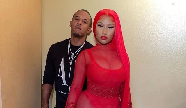 Nicki Minaj bất ngờ kết hôn - 2