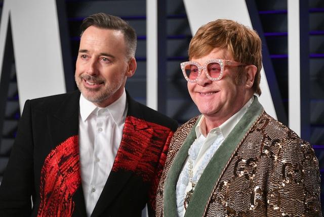 Bạn đời đồng giới của Elton John phải cai nghiện rượu vì quá cô đơn và áp lực - 2