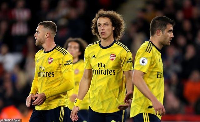 Sheffield United 1-0 Arsenal: Cú sốc lớn ở Bramall Lane - 2