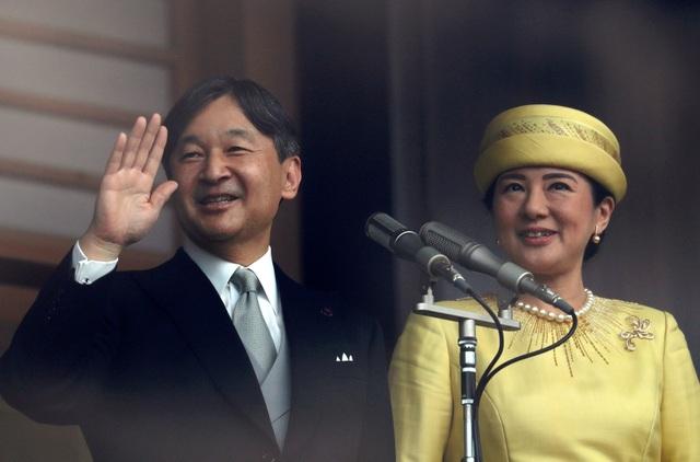 Lễ đăng quang của Nhật Hoàng Naruhito - 15