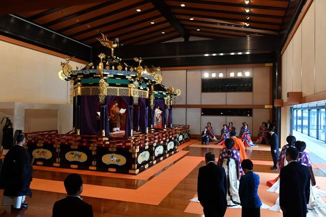 Lễ đăng quang của Nhật Hoàng Naruhito - 11