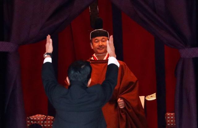 Lễ đăng quang của Nhật Hoàng Naruhito - 6