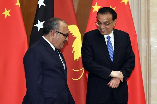 Úc gia tăng cảnh báo với các khoản cho vay của Trung Quốc ở khu vực Thái Bình Dương - 1
