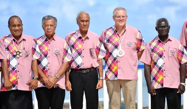 Úc gia tăng cảnh báo với các khoản cho vay của Trung Quốc ở khu vực Thái Bình Dương - 2