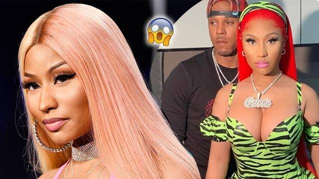 Nicki Minaj bất ngờ kết hôn - 6
