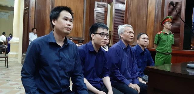 Nguyên giám đốc Agribank chi nhánh 7 lãnh án 30 năm tù - 2