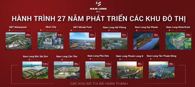 Nam Long khẳng định các chiến lược phục vụ phát triển vững bền - 1