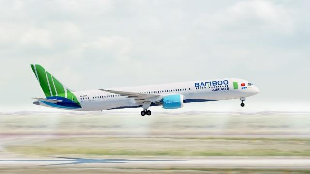 Bamboo Airways chính thức nhận bàn giao hai máy bay Boeing 787-9 Dreamliner - 3