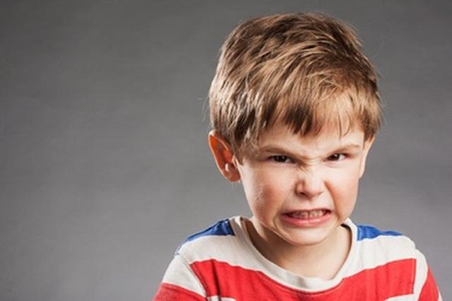 Chuyện gì xảy ra đằng sau biểu hiện thích chống đối của trẻ? - 1