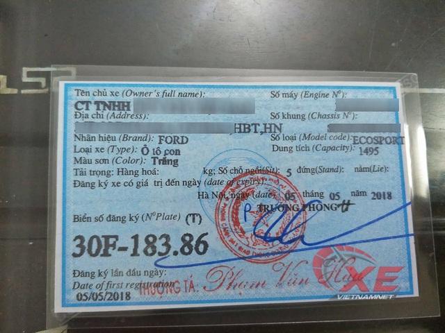 Chủ ô tô tá hỏa vì ngồi nhà Hà Nội vẫn bị bắn tốc độ ở Hà Tĩnh - 4
