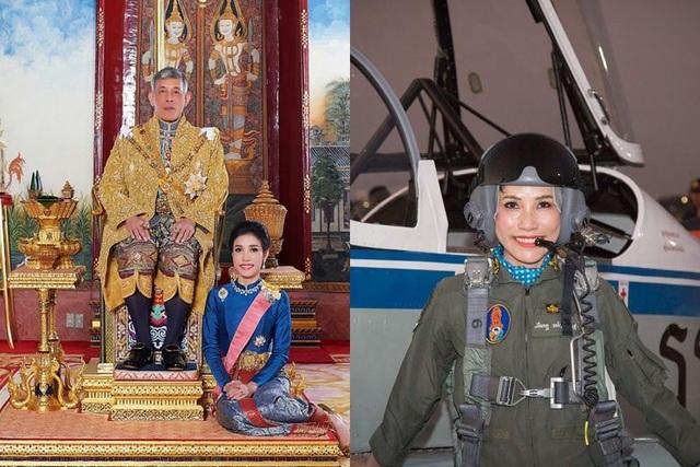 """Trang web Hoàng gia Thái Lan """"xóa sạch"""" lý lịch Hoàng quý phi - 1"""