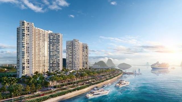 """Giới thiệu căn hộ nghỉ dưỡng bên """"Vịnh di sản"""", niềm tự hào của người Quảng Ninh - 1"""