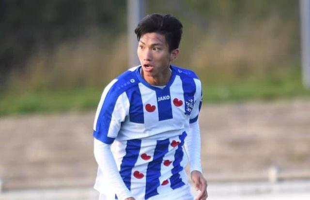 Văn Hậu kiến tạo thành bàn, đội trẻ Heerenveen thắng rực rỡ - 1