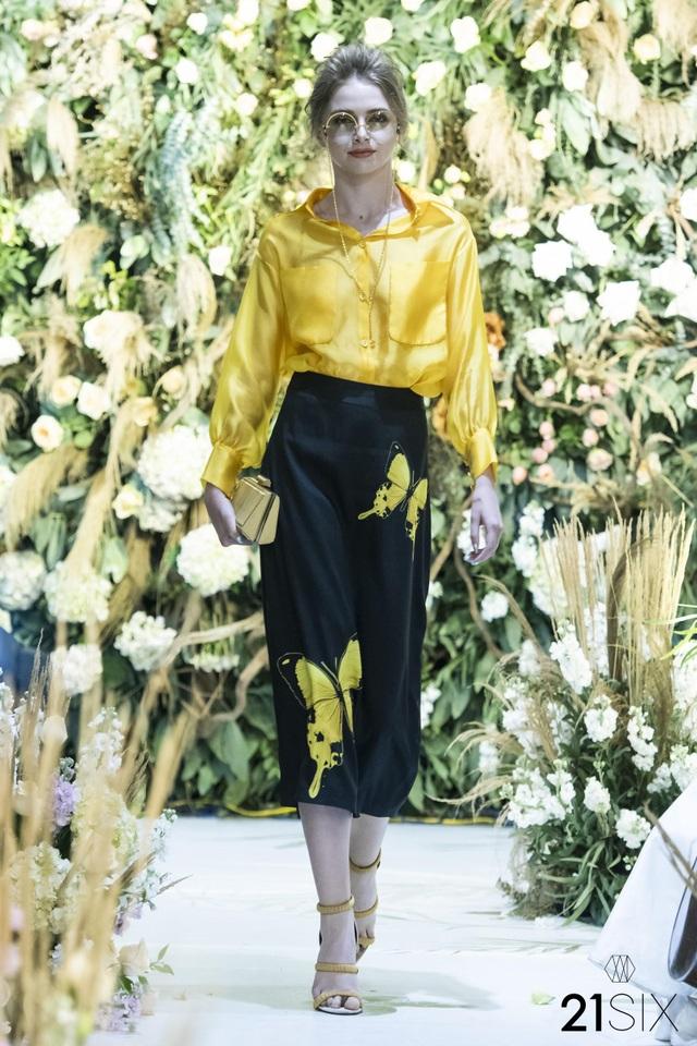 Chìm đắm trong BST thời trang lấy cảm hứng từ những cánh bướm của 21SIX Fashion - 8