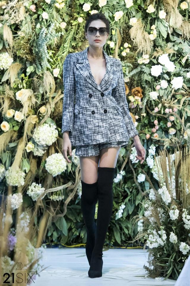 Chìm đắm trong BST thời trang lấy cảm hứng từ những cánh bướm của 21SIX Fashion - 10