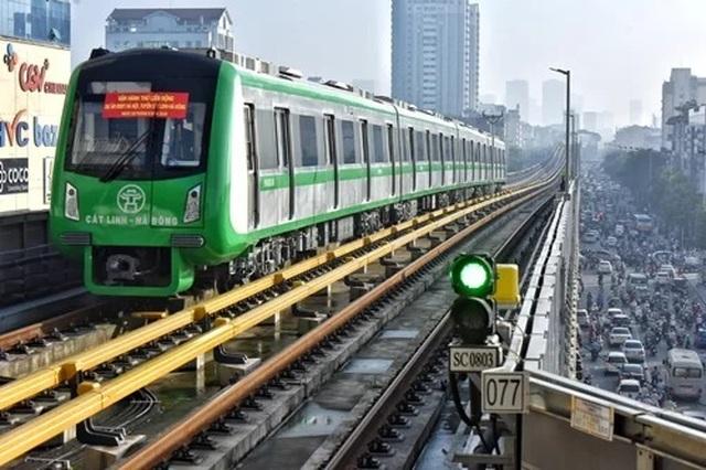 Đường sắt Cát Linh - Hà Đông kéo dài thêm 20km tới Xuân Mai - 1
