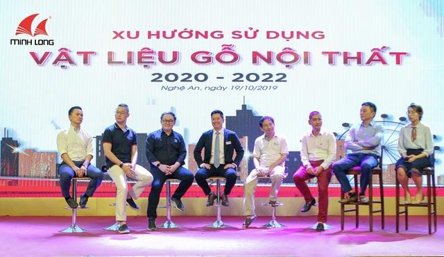 """Gỗ Minh Long giải đáp những vấn đề """"nóng"""" về gỗ công nghiệp trong hội thảo tại Nghệ An - 3"""
