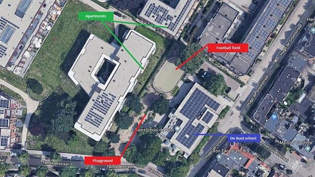 Hà Lan: Tranh cãi việc trường học buộc phải đóng cửa một phần sân chơi do quá ồn - 1